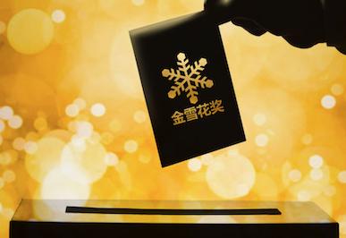 2019 Golden Snowflake Awards Voting